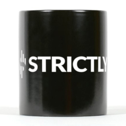 Strictly Coffee Cup